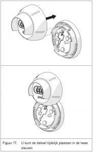 Puck keysafe gebruiken figuur 17